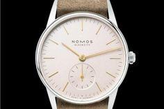 Nomos Glashutte Orion 33 Rose Watch
