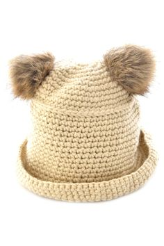 Solid Thermal Pompons Fisherman #Hat - OASAP.com
