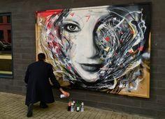 """Conheça o Artista Visual """"Luis Martins"""" conhecido como """"L7M"""""""