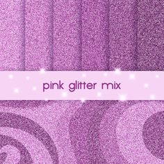 pink glitter paper by nutsClipart