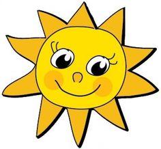 Výsledek obrázku pro obrázky sluníčka