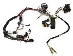 Suzuki outboard trim tilt control wire harness sender dt
