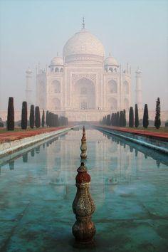 Taj Mahal, India | Incredible Pictures