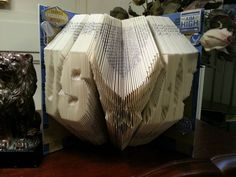 Hey, I found this really awesome Etsy listing at https://www.etsy.com/listing/235379472/us-air-force-folded-book-usaf-gift-air