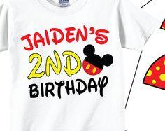 4th Birthday Shirts Shirts for 4th Birthday or ANY por TheCuteTee