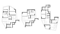 a f a s i a: Morger + Dettli Architekten Floor Plans, Blog, Architecture, Contemporary Art, Daily Journal, Pageants, Architects, Homes, Floor Plan Drawing