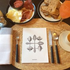 The Quadrat restaurant at the Hotel Sant Francesc is open for Breakfast, Lunch and Dinner. Image © AndrewForbes.com  #luxestyletravel #travel #luxury #exclusive #hotels #resorts #spas #luxurytravelpursuits #style #luxuryworldtraveler #luxlife  #HotelSantFrancesc