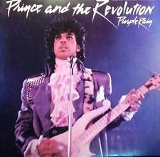 "RARE Prince PROMO ""Purple Rain / God"" PURPLE Colored VINYL12"" Single NOT LP"
