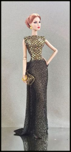 OOAK-Fashions-for-Silkstone-12-034-Fashion-Royalty-Vintage-barbie-Poppy-Parker
