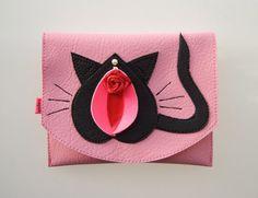 Pussy Galore Vulvette in pink van ampule op Etsy