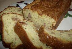 Slaný chlebíček s cuketou, klobásou a rozmarýnem Banana Bread, Food, Essen, Meals, Yemek, Eten