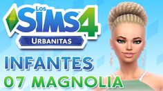 Los Sims 4 / URBANITAS / 07 MAGNOLIA / MERCADILLO ♥tesasims♥