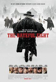 The Hateful Eight (2015) by Quentin Tarantino