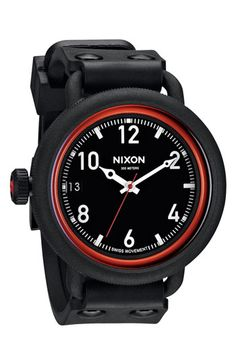 Nixon 'The October' Watch available at #Nordstrom