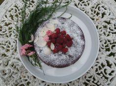 Chocolate Almond Rapeseed Oil Cake