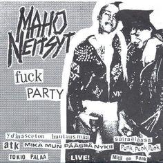 Maho Neitsyt// Finland