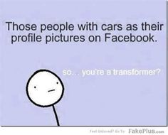 People are transformers?!?