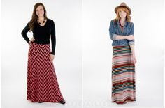 Honey & Lace Maxi Skirts 41% off today on #sheSTEALS
