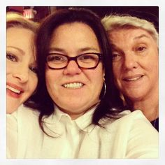 Katie Finneran, Me and Tyne Daly