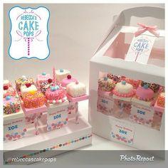 """3464x3288 - 8 1/2"""" x 6"""" x 8"""" White/White Cake Pop Box Set for Paper Straws, 50…"""
