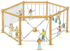 Kids Playground Equipment – Playground Fun For Kids