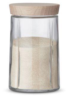 Rosendahl - Grand Cru opbevaringsglas Str 1 l