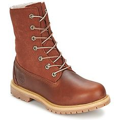 These Timberland women's boots have a warm lining and are made of leather, with the quality you expect from Timberland. Free delivery @rubbersole