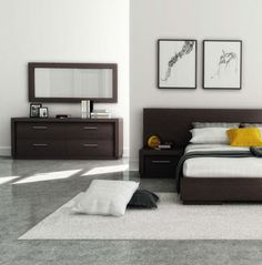 Bedroom furniture at second location...