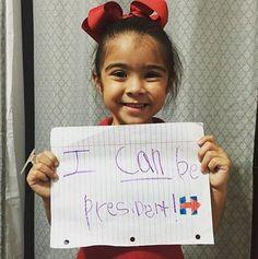Hillary Clinton's photo.