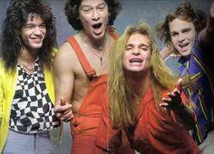 Love this picture!!! So cute!!! Van Halen ❤️