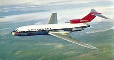 Northwest Orient B-727