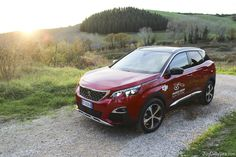 3008 Gt, Peugeot 3008, Bike Reviews, Dream Machine, Tuscany, Sunset, Vehicles, Red, Cars