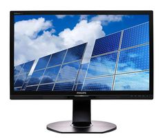 MONITOR PHILIPS 241B6QPYEB / 00 (LED 23,8 FHD AH-IPS CZARNY)