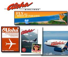Aloha Airlines - some older images