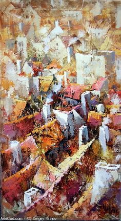 Artwork >> Sergey Yatnov >> (Oil On Canvas) - Inches x 35 Inches) Oil On Canvas, Artworks, Painting, Painters, Artists, Painting Art, Paintings, Painted Canvas, Drawings