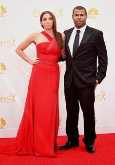 Blog da Mila: Emmy 2014 - Damas de vermelho