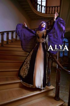 Kaftan, Victorian, Dresses, Fashion, Vestidos, Moda, Fashion Styles, Kaftans, Dress