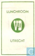 Suikerzakjes - Zakjes - Lunchroom V&D (Vroom & Dreesmann)