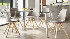 Modern Dining Tables, contemporary round kitchen table | Danetti UK