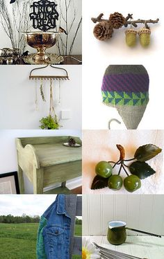 Kiwi Autumn, Decor & Accessories