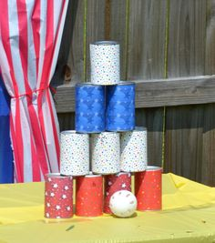 One Smoove Family: Carnival Birthday Party - All About Games Lots of great games!