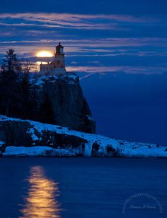 Split Rock Lighthouse Northern Minnesota...how beautiful!!!
