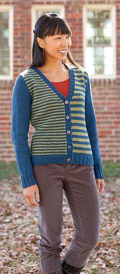 Ravelry: Thayer Street Cardigan pattern by Melissa Wehrle, November Knits