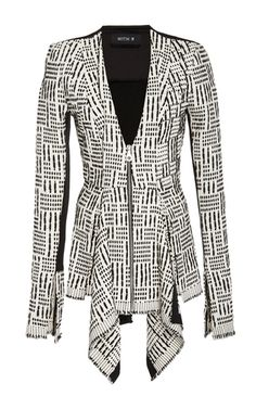 The New Order Jacket by KITX for Preorder on Moda Operandi