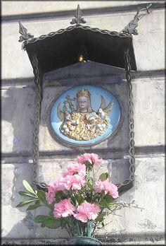Edicole sacre - Sant'Agata  in piazza principessa Jolanda 2 Catania