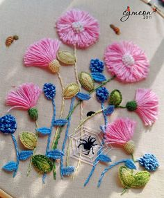 Stumpwork by cymeon, via Flickr