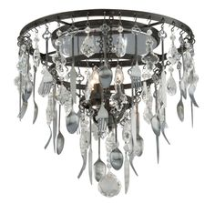Troy Lighting Bistro 4 Light 20 inch Graphite with Antique Pewter Semi Flush Ceiling Light Crystal Ceiling Light, Flush Ceiling Lights, Flush Mount Lighting, Flush Mount Ceiling, Ceiling Fixtures, Ceiling Lighting, Troy Lighting, Modern Lighting, Lighting Design