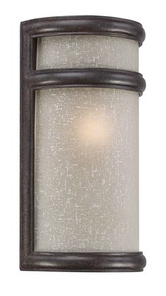 """Great Outdoors by Minka Delshire Point 1 Light Outdoor Wall Lantern & Reviews 