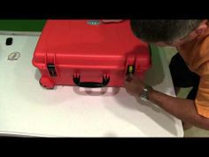 Seahorse SE-920F Protective Wheeled Carry-on Case With Foam Unboxing.  This is an awesome case for the DJI Phantom 2 Vision+.  It's a waterproof and ruggedized case that is great for the DJI Phantom and/or other equipment.  Please share.  Filmed with Canon Xa10 camera.