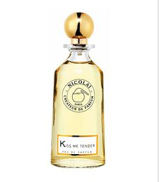 Parfums de Nicolaï - Kiss Me Tender Eau de Parfum  A scent that takes you from vanilla to aniseed, via almonds and freshly-cut hay